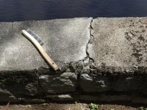 wall breach