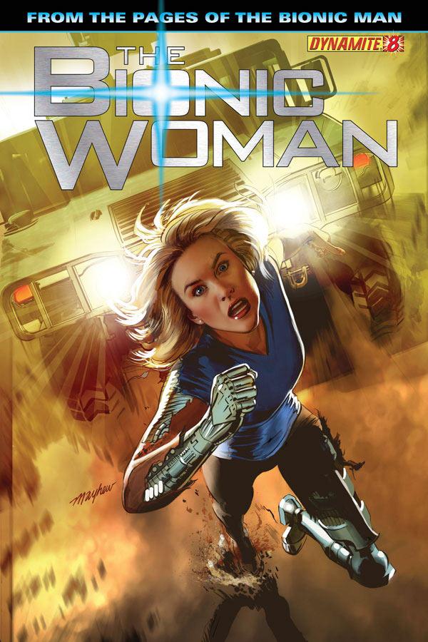 bionic woman running - photo #20