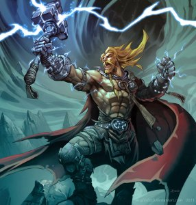 thor__god_of_thunder__by_el_grimlock-d495qho