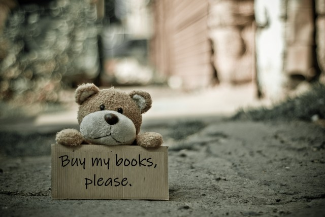 buy my books bear
