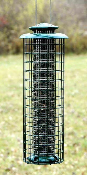screen - feeder - birds