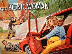bionic - woman - jaime - sommers - superheros