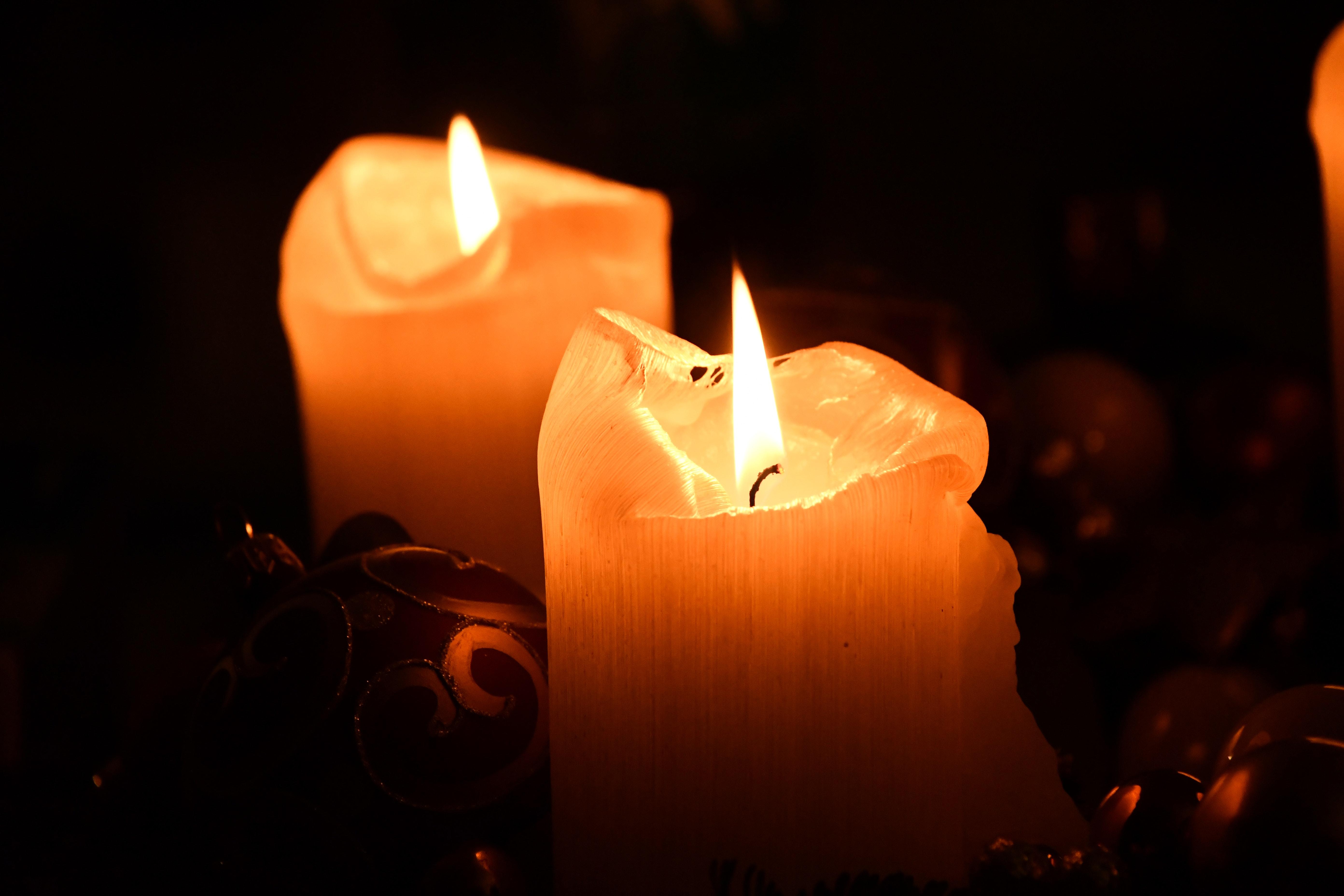 two-pillar-candles-fire-Beltane